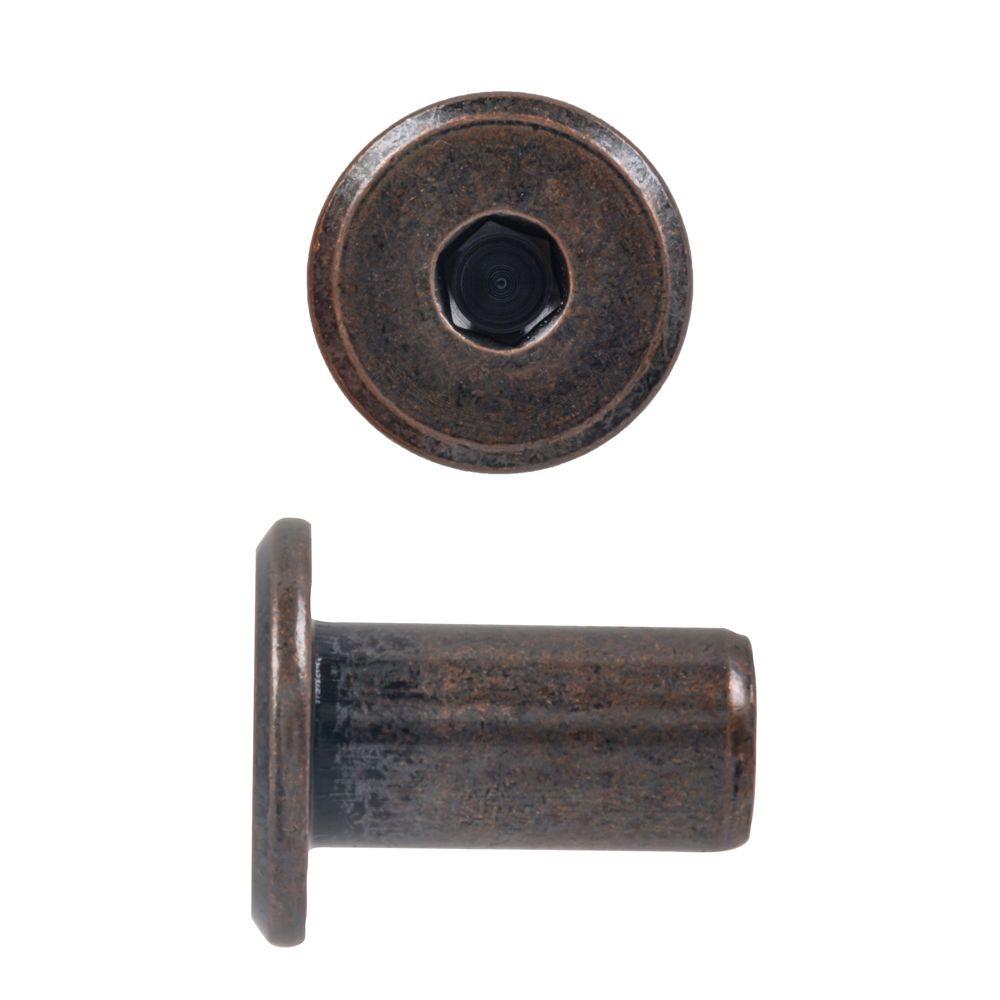 1/4-20x17mm douille de raccord