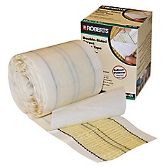 Double-sided Carpet Tape, For Indoor and Outdoor Carpets - 15 Ft. Roll
