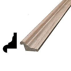 Alexandria Moulding Oak Panel Moulding 3/4-inch x 1-1/8-inch