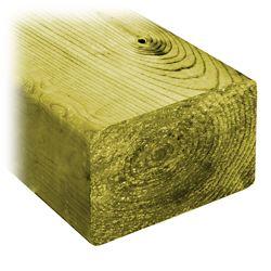 ProGuard 4 x 6 x 8 Feet Treated Wood