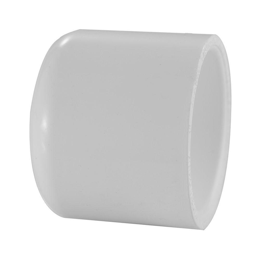 1 In. PVC Schedule 40 Cap Slip