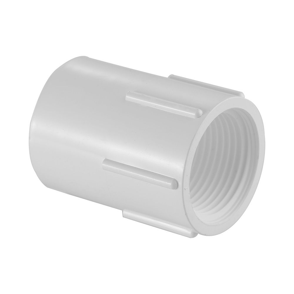 1 In. PVC Schedule 40 Female Adapter S x F