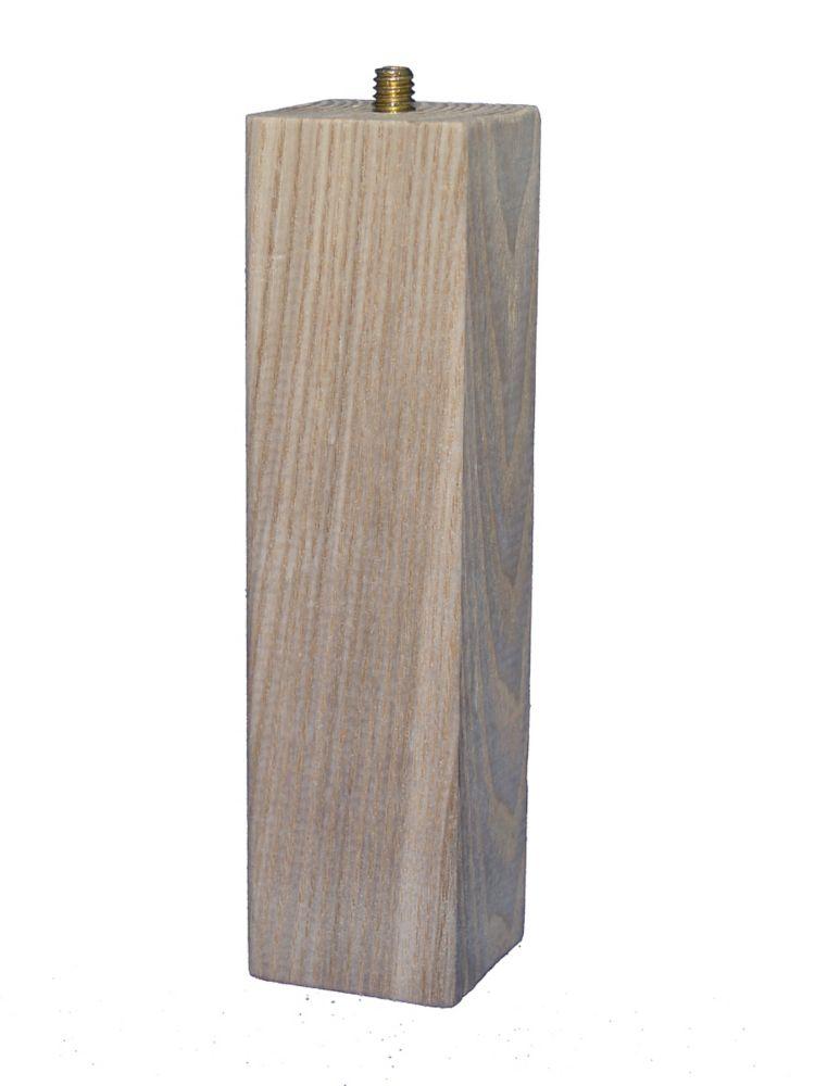 Ash Parsons Leg Ash 1-5/8 In. x 1-5/8 In. x 6 In.