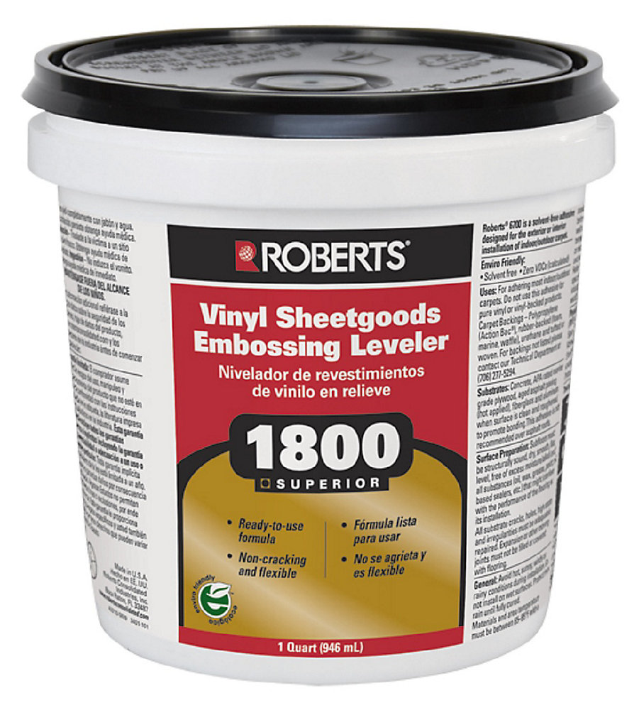 Roberts 1800, 946ML Vinyl Sheetgoods Embossing Leveler
