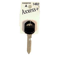#14R2 Rubberhead Axxess Key