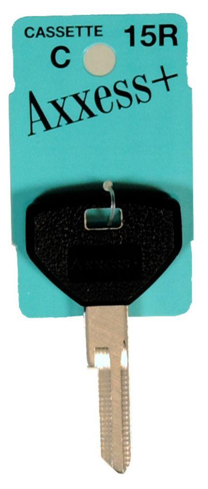 #15R Rubberhead Axxess Key