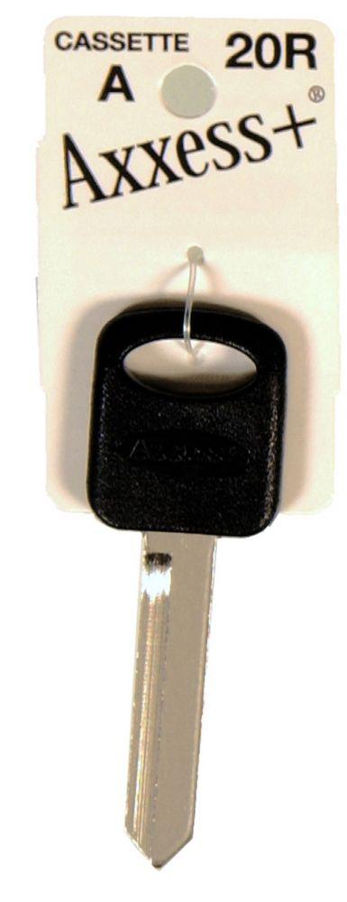 #20r Rubberhead Axxess Key