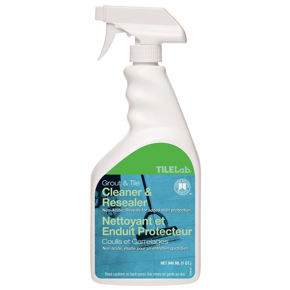 TileLab OneStep Cleaner & Resealer - Quart