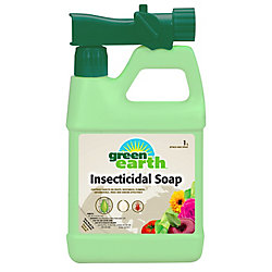 Green Earth Savon insecticide Green Earth R&P