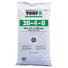 Professional Turf Fertilizer, 28-4-8- 25kg