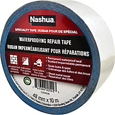 1.89 in x 10.9 yd Waterproofing Repair Tape