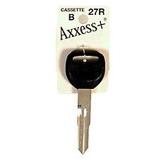 #27R Rubberhead Axxess Key