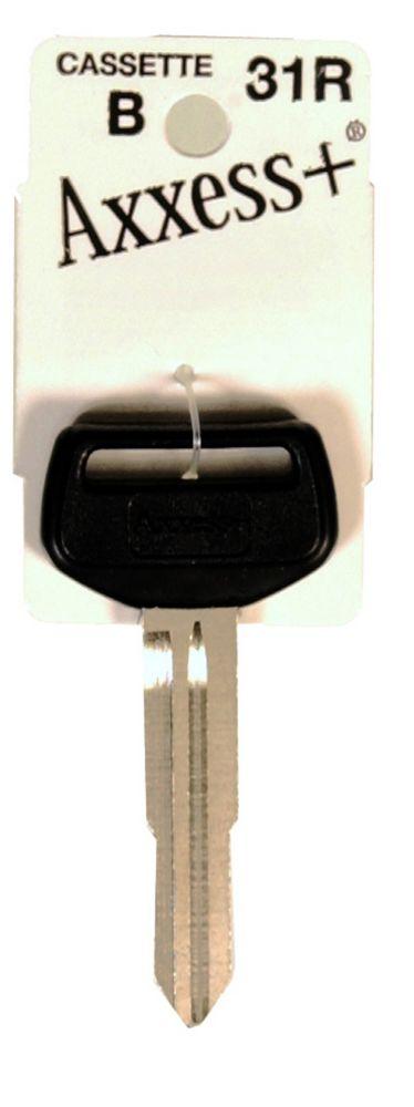 #31r Rubberhead Axxess Key