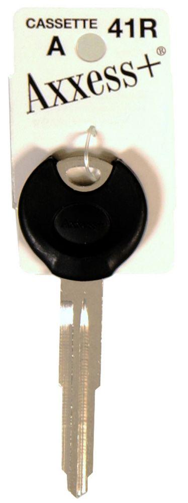 #41r Rubberhead Axxess Key