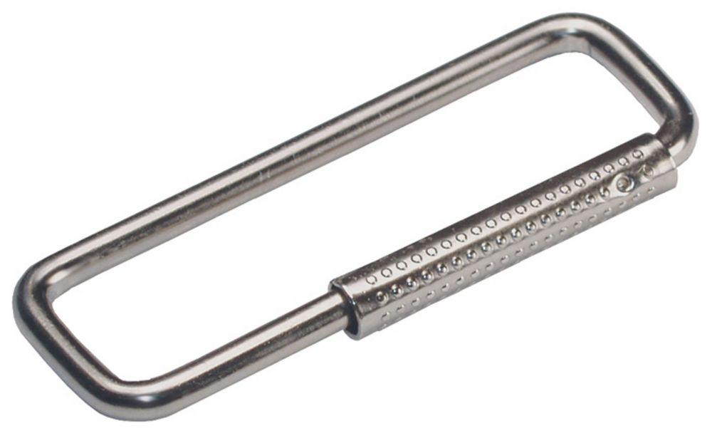 Slip Sleeve Key Ring