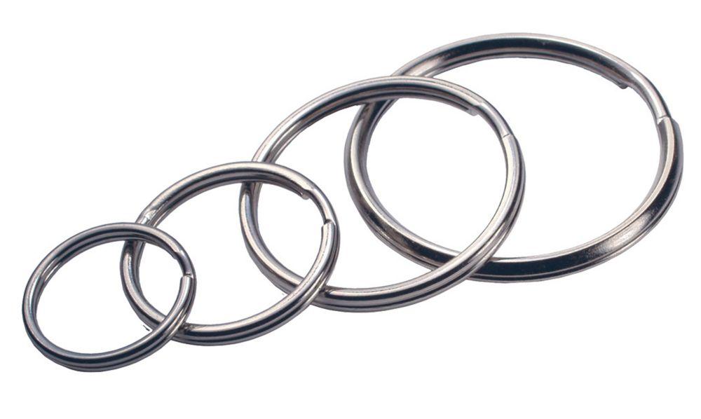 Split Key Ring - Assorted