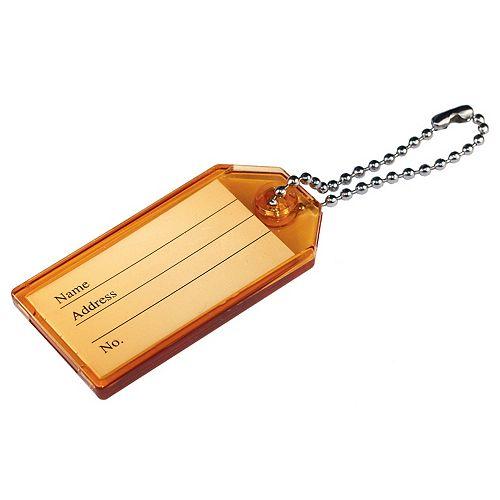 The Hillman Group Plastic Key Id Tags