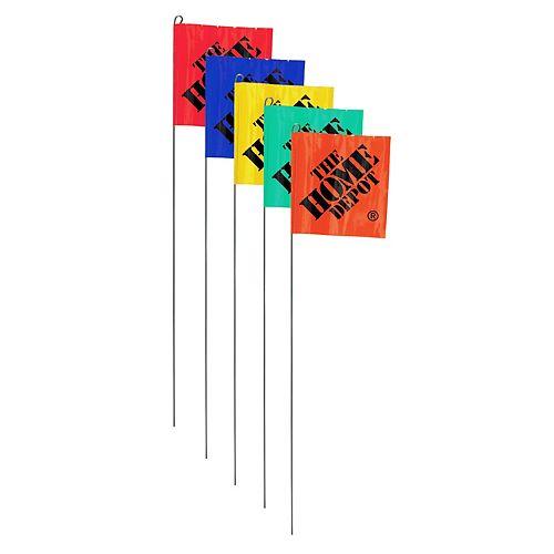 Orbit 15-inch Irrigation Flags (10-Pack)