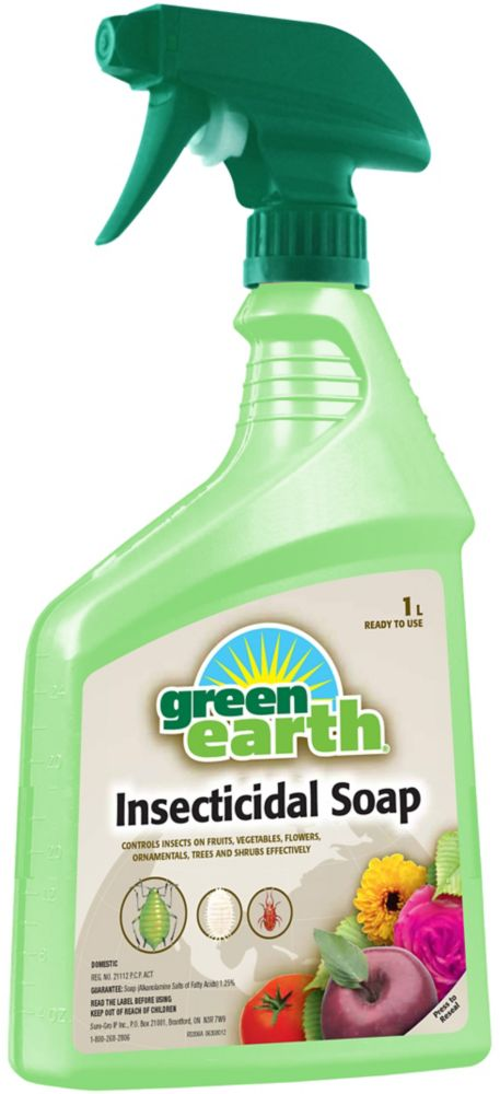 Savon insecticide Green Earth (PAE, 1 L)
