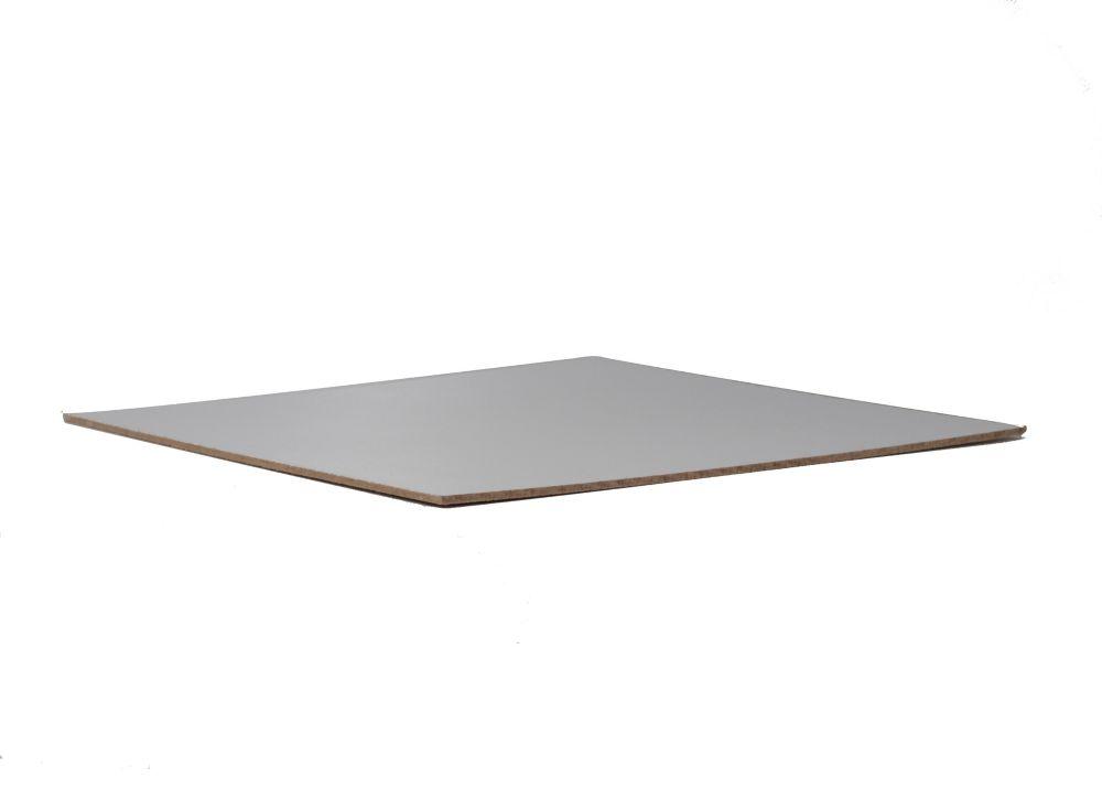 White Hardboard 1/8 x 4 x 8