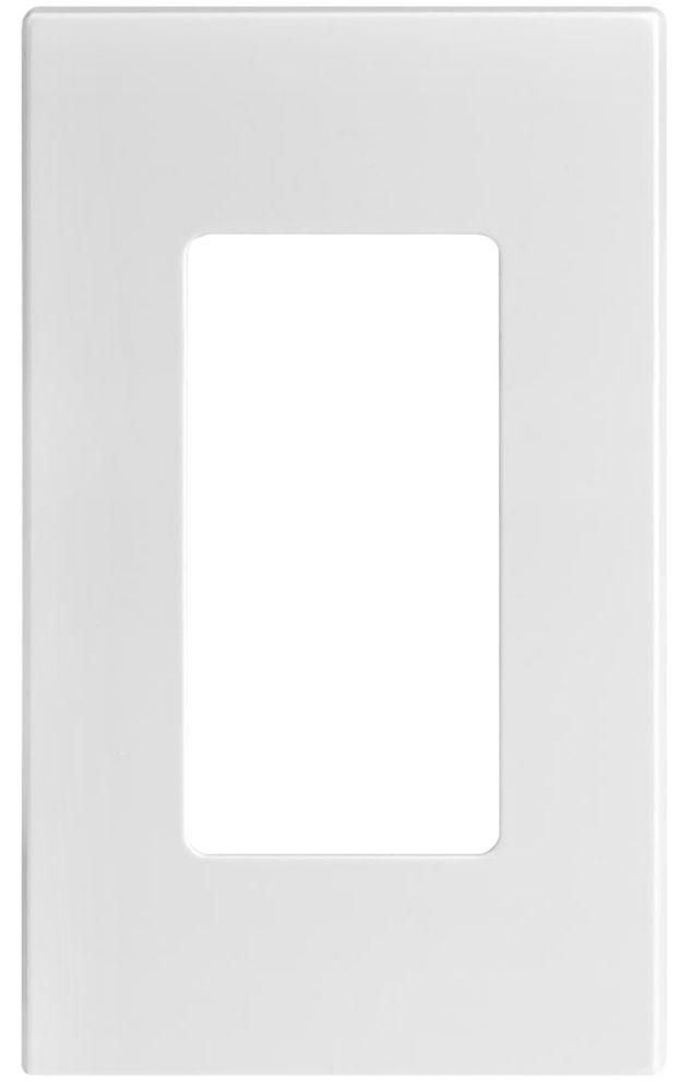 Leviton Decora Less Wall Plate 1