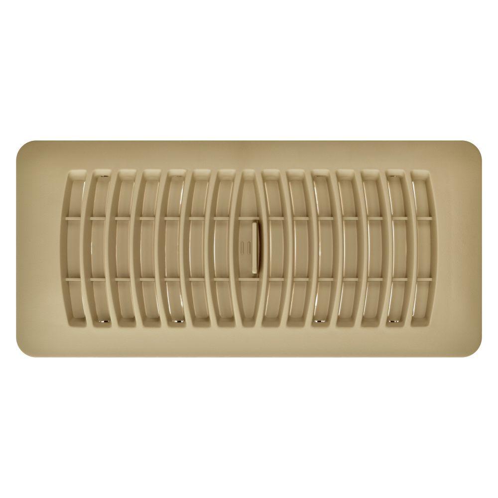 Steel Floor Register