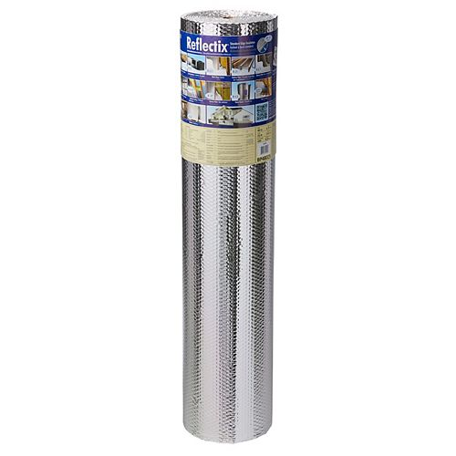 Reflectix 48-inch x 25 ft. Double Reflective Insulation