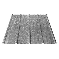 UltraVic 8 Feet Galvanized Metal Roof Sheet 29 Ga