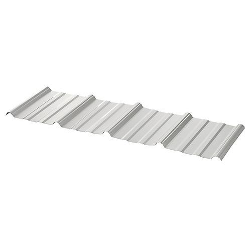 UltraVic 10 Feet White Metal Roof Sheet 29 Ga