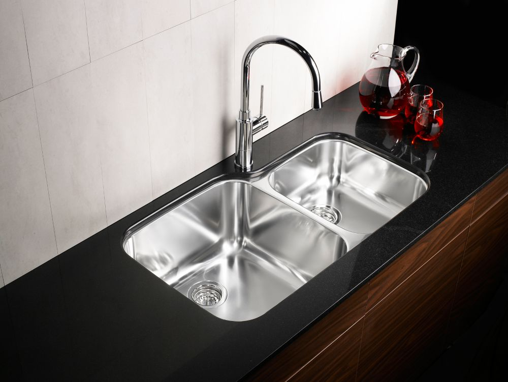 Supreme 1.75 Bowl Undermount Sink