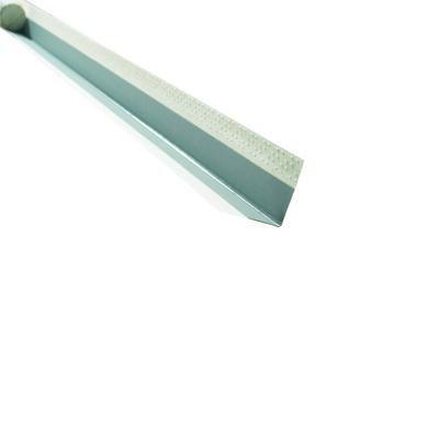 Renfort d'angle extérieur métallique à face de papier BEADEX B1W 11/16po x 11/16po,  à rebord é...