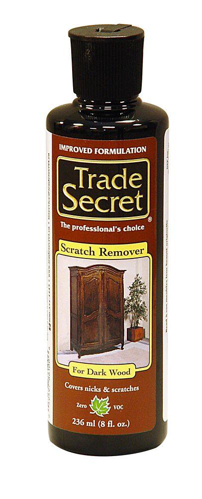 Trade Secret Scratch Remover Dark Wood 236Ml (S)