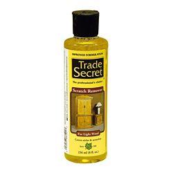 Trade Secret Scratch Remover Light Wood 236Ml (S)