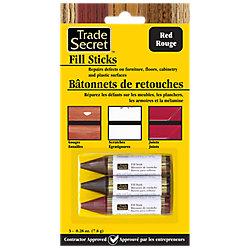 Trade Secret Bâtonnet de retouche – Tons rouges  – Ensemble de trois (3)