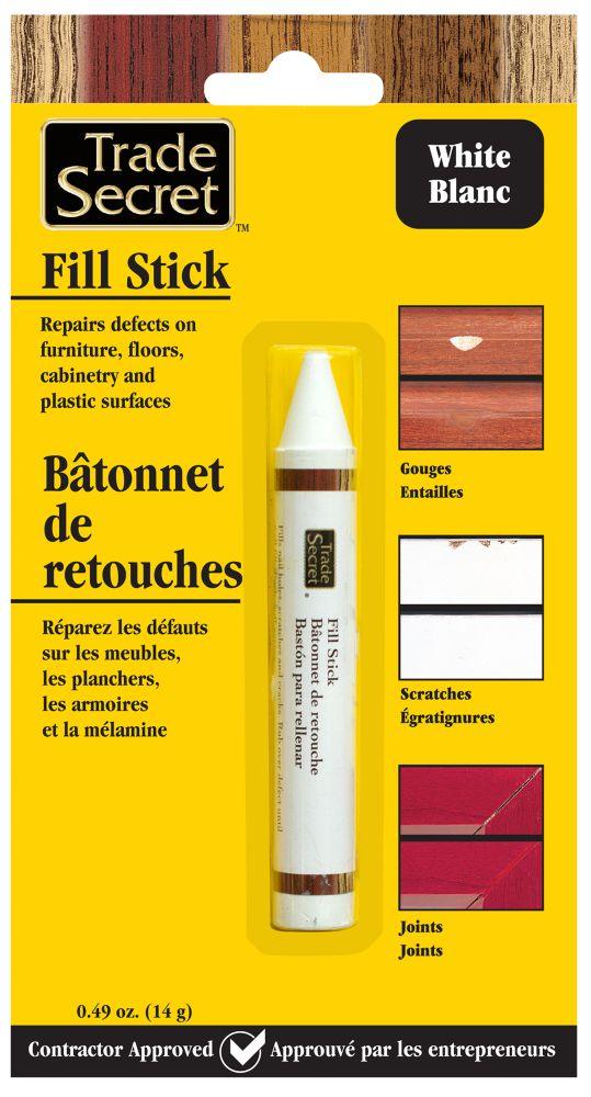 Trade Secret Fill Stick White (S)