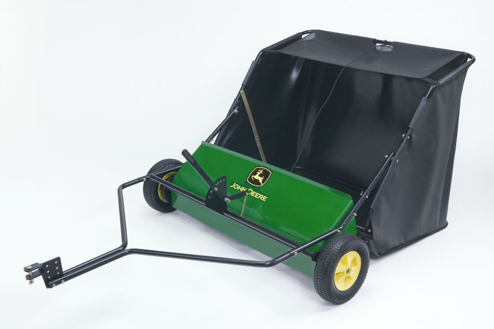 42-inch Tow-Behind Lawn Sweeper