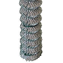 Peak Products Grillage clôture maille de chaînes - 48 pouces hauteur x 50 pieds - Galvanisé - quadrillé 2 pouces x 2 pouces