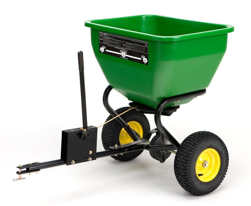 3.5 Cubic Foot Spreader