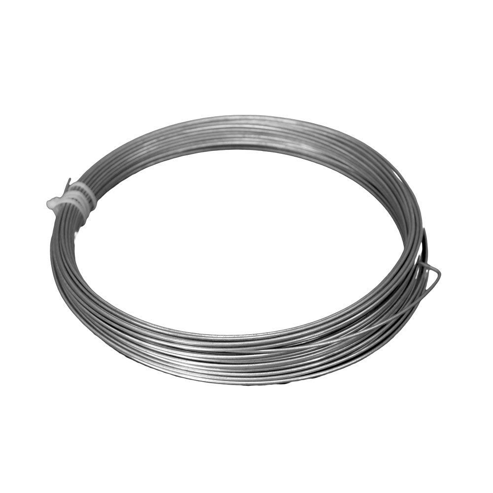 Hauban inférieur pour clôture de maille de chaînes - Galvanisé