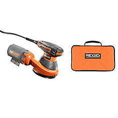 5-inch Corded Random Orbital Sander with AIRGUARD Technology