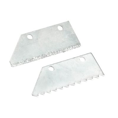 Two-Pack Carbide Grout Saw Replacement Blade Set