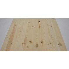 Pine Shop Shelving #1 3/4-inch 12-inch x 36 Inch