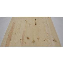 Rustic Pine Panels Tablette en pin lamellé # 2  3/4 po x 16 po x 96 po