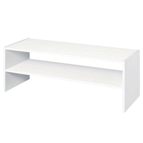 ClosetMaid Selectives 31 -inch White Stackable Storage Organizer