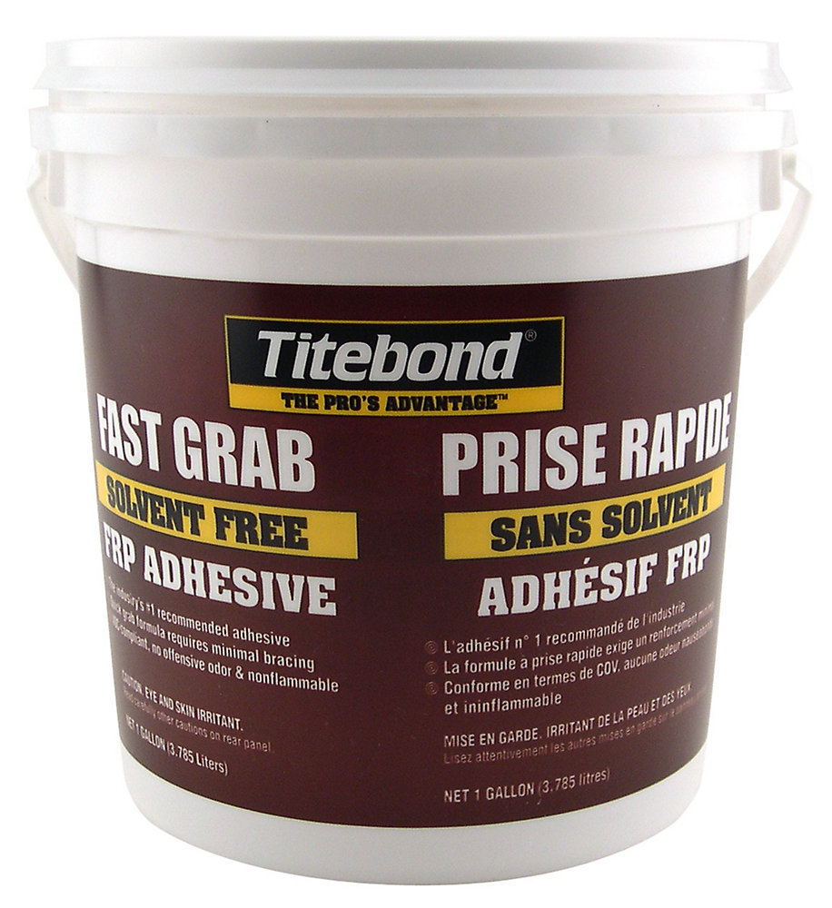 EXCELiner FRP Adhesive | The Home Depot Canada