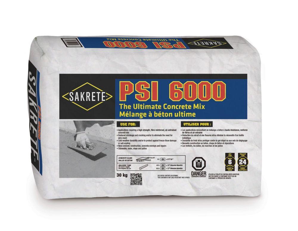 PSI 6000, 30 KG