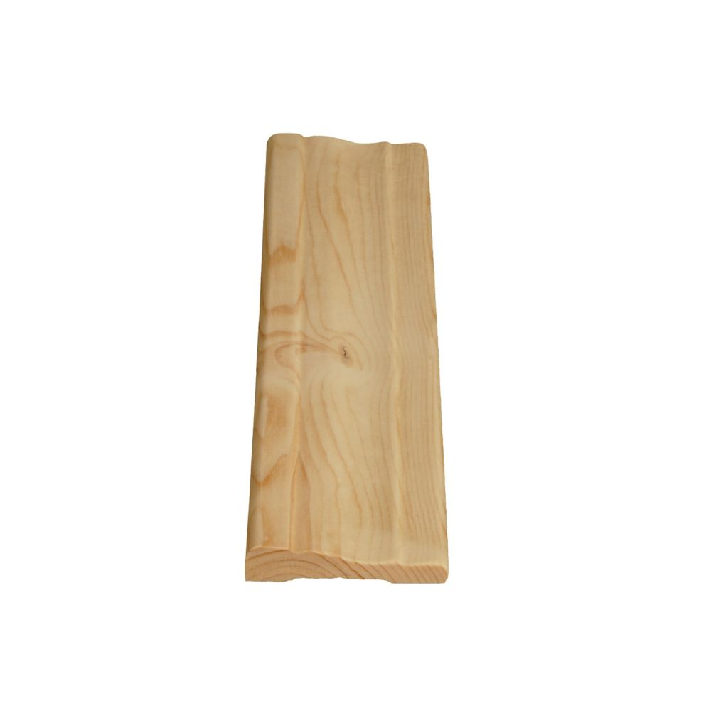 Knotty Pine Colonial Casing 7/16 In. x 2-1/4 In.