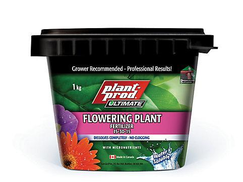 Plant Prod Flowering Fertilizer 15 30 1 Kg The Home Depot Canada