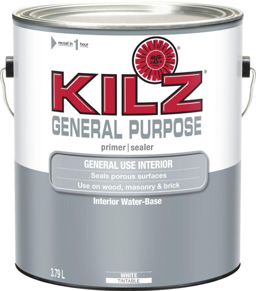 General Purpose Interior Sealer, Primer - 3.79L