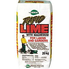 Greenleaf Rapid Lime 20 kg